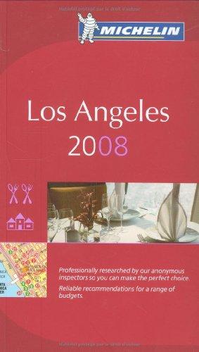 Los Angeles 2008: A Selection of Restaurants & Hotels par (Broché - Jan 2, 2008)