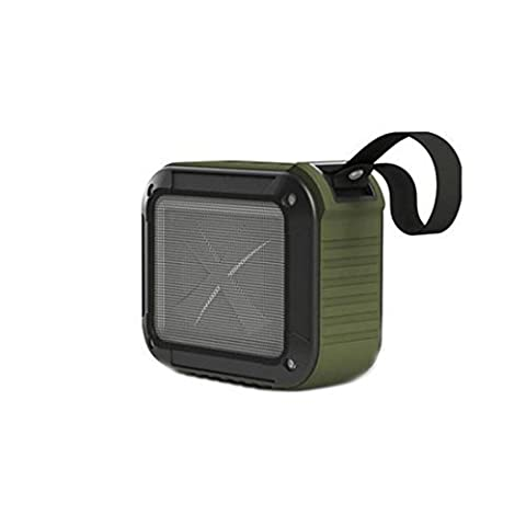 Bluestercool Tragbare Mini-Cube LED-Stereo