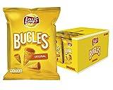 Lay's Bugles Original - Herzhafter Mais-Snack mit dem originalen Bugles Geschmack - 12 x 100g