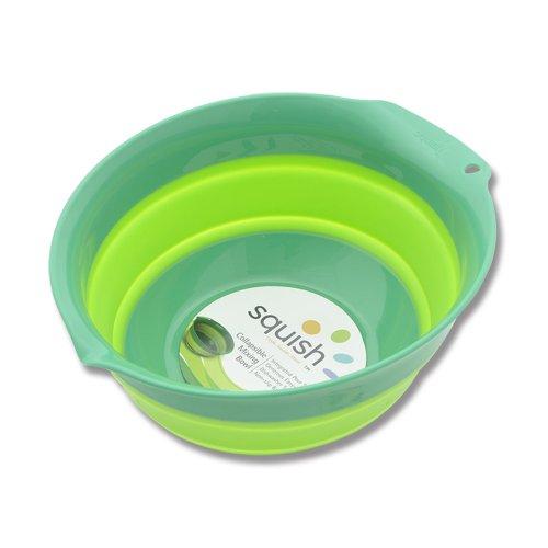 Squish Mixing Bowl, 5-Quart, Green by Squish - 5 Quart-schalen