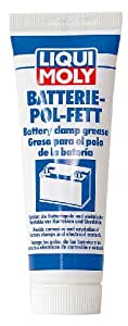 LIQUI MOLY 3140 Batterie-Pol-Fett, 50 g