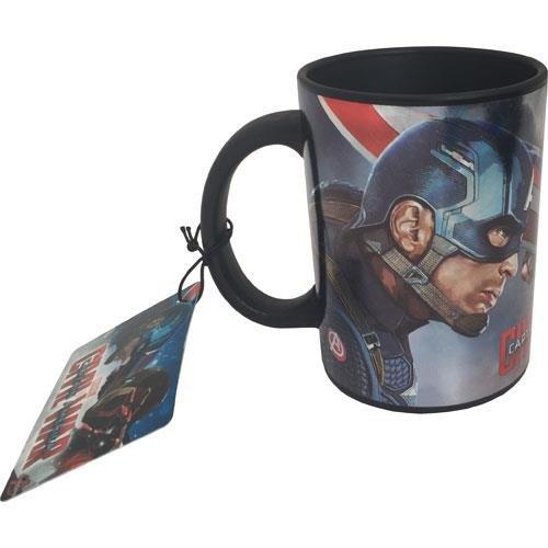 Marvel MVHDOMGR-OBUIN Tasse surdimensionnée en céramique Motif guerre civile