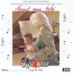 Mozart Pour Bébé