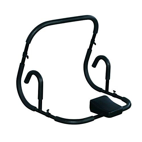 Homcom–Rodillo AB Crunch Abdominal banco de máquina ABS entrenamiento gimnasio Fitness ejercicio entrenamiento