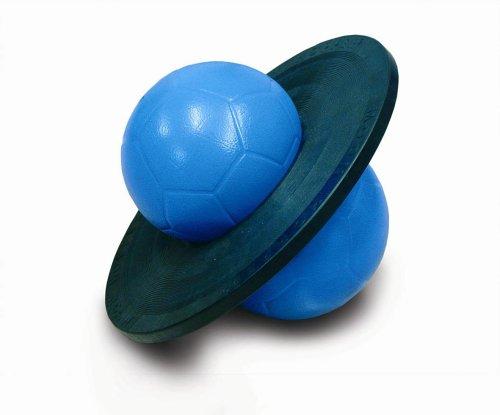 Für Kugel Fun Erwachsene Spielzeug (Togu Moonhopper Sport, blau/schwarz)