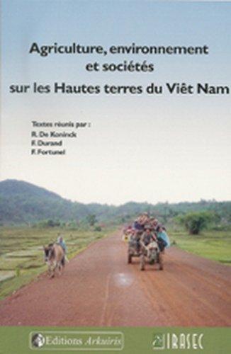 Agriculture, environnement et sociétés sur les h...