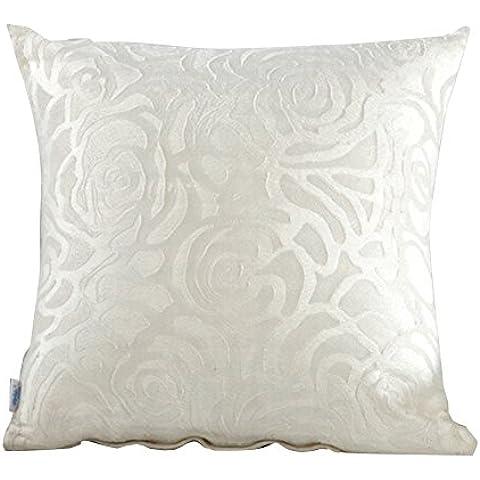 EXIU morbido tiro peluche federa Home Bed copertura cuscino del divano Decor dell'automobile