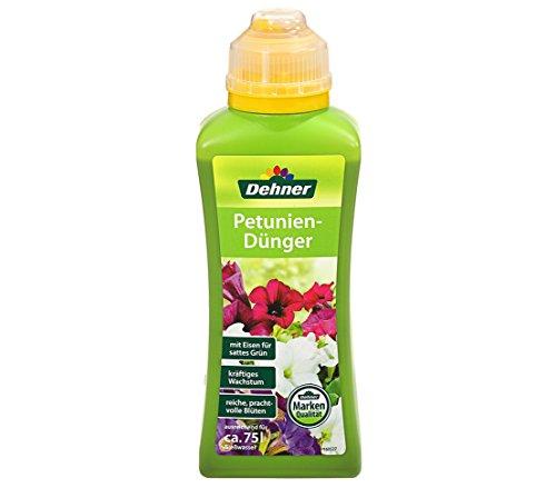 Dehner Petunien und Surfiniendünger, 500 ml, für ca. 75 l