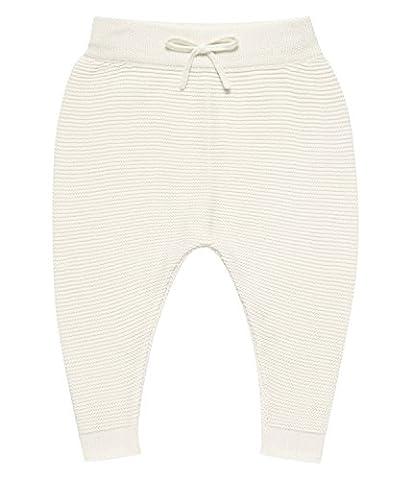 Sense Organics Unisex Baby Proust Hose, Gestrickt, Weiß (Ivory 000004), 68 (Herstellergröße: 3M)