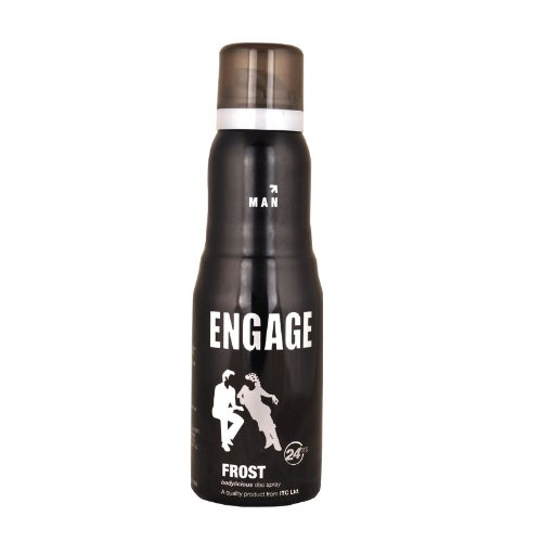 Engage New Metal Range for Men, Frost, 150ml