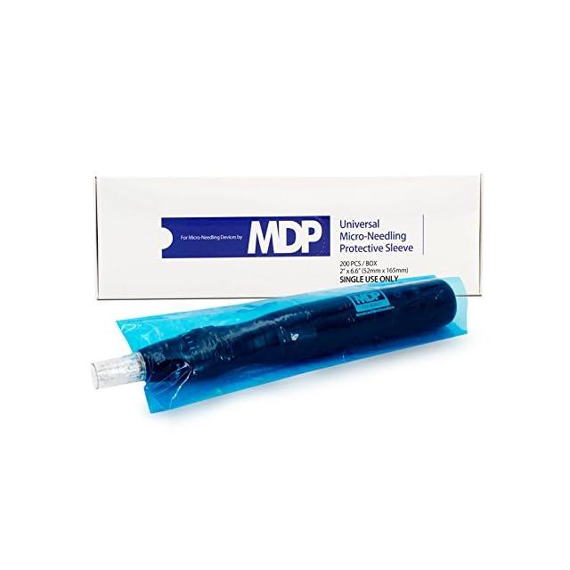 0dee274c608abf 200 pcs de protection de sécurité manches pour appareils Micro  Micro-aiguilletage Dermapen ...