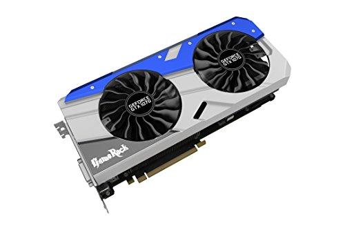 Palit GeForce GTX 1070gamerock Premium Edition 8GB