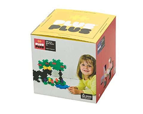 Plus-Plus Midi Basic Building Set (200 Pieces)
