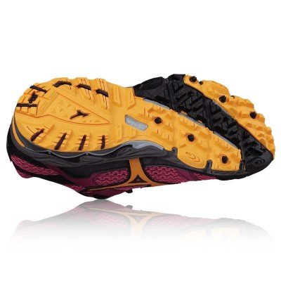 Mizuno Lady Wave Cabrakan 4 Trail Running Shoes