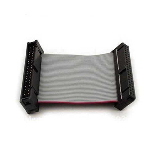 adaptare 49424 IDE-Verlängerung 40-adrig männlich/weiblich, 10 cm (3,5 Zoll) grau