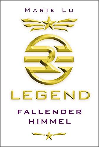 Buchseite und Rezensionen zu 'Legend 1 - Fallender Himmel' von Marie Lu