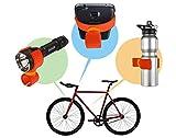 JCB holders Halterung für Samsung Galaxy J7 Fahrrad, Halterung für Fahrradflasche, Halterung für Fahrradlampe, Halterung für den Lenker