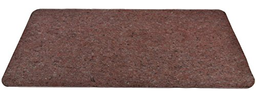 AMF Life Bodenmatte, 75 x 115cm, Mechanikermatte, Kofferraumschutzmatte, Anti-Vibration, abgerundete Ecken