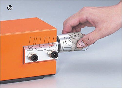 Zoom IMG-2 iwiss am6 6 strumenti pneumatici