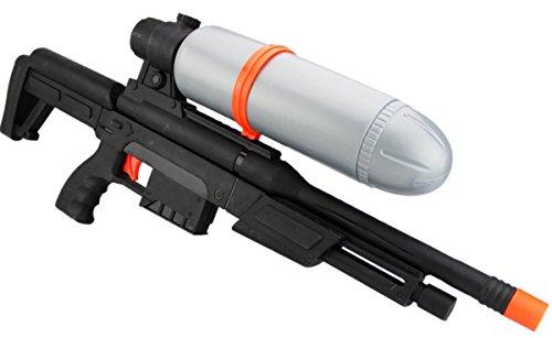 KonShop Greypump Wassergewehr Wasserpistole 60cm 1,0L Tank