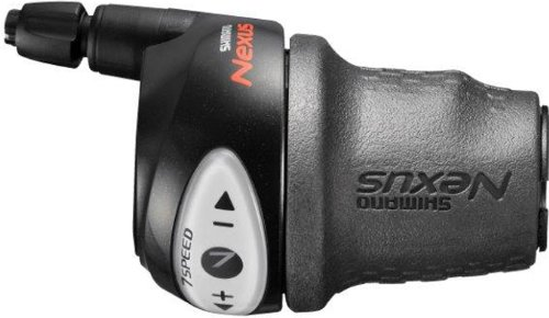 shimano-nexus-7-12-revoshifter-vitesse-noir-2350-2100-mm-cj-nx40-train-manette-pour-nexus-7-vitesses