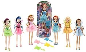 Giochi Preziosi Winx Style Magic muñeca - Muñecas, Femenino, Chica, 3 año(s), 130 mm, 315 mm