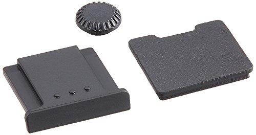 Fujifilm CVR-XT2 - Kit de 3 tapas para X-T2, color negro