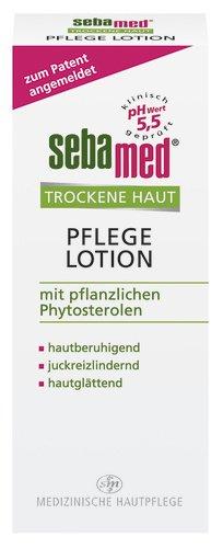 Sebamed Pflege-Lotion fr trockene Haut, 2er Pack (2 x 200 ml)