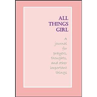 ATG Series Journal (All Things Girl)