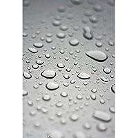 Transparente Tischdecke - Schutzdecke/Folie - Lebensmittelecht - LFGB geprüft - Meterware/ 140cm Breite - 0,2mm Stärke - 220cm x 140cm