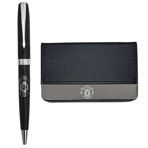 manchester-united-fc-visitenkartenetui-kugelschreiber-offizielles-merchandise-geschenkverpackung-fur