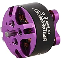 Goolsky 4pcs HGLRC Flame HF 1105 6000KV 2-3S Brushless Motor Kit for 90mm 100mm 130mm RC Racing Drone Quadcopter - Compare prices on radiocontrollers.eu