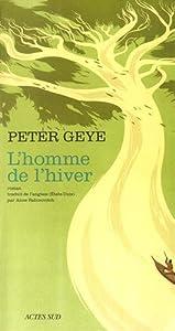 vignette de 'L'homme de l'hiver (Peter Geye)'