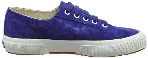 Superga 2750 Sueu, Sneakers Basses Mixte Adulte, Taille Unique Bleu (808 Blue Nautic)