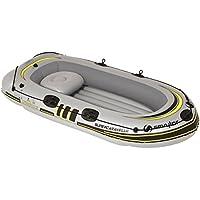 Sevylor Schlauchboot Supercaravelle XR86GTX-7, aufblasbares Boot für 3 Personen, 267 x 127 cm