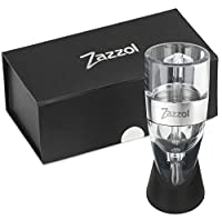 #1 Wine Aerator Decanter - Must Have Wine Accessories Gift Set - Your Wine Will Taste S...