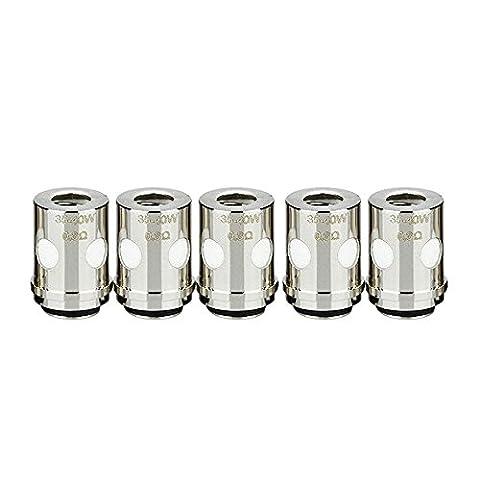 Vaporesso Pack von 5 0,3 / 0,4 / 0,5 / 0,6ohm Keramik / Traditionelle EUC Spule für Nano / Veco EUC Ersatz (0,3ohm für Nano und Veco, Keramik EUC)