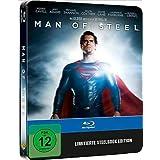 Man of Steel (2013) [Blu-ray]