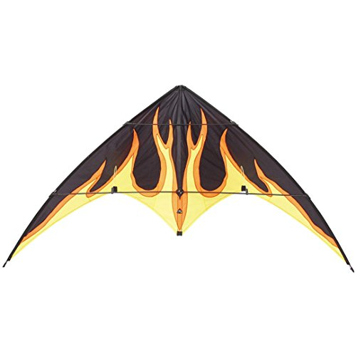 Invento-HQ Lenkdrachen Bebop Fire R2F (145 x 69 cm)