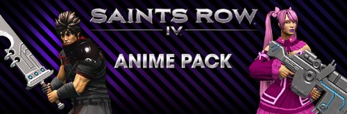 Saints Row 4 Anime Pack DLC
