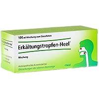 ERKÄLTUNGSTROPFEN-Heel 100 ml preisvergleich bei billige-tabletten.eu