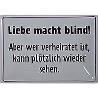 Suchergebnis Auf Amazon De Für Blinde Wand Türschilder