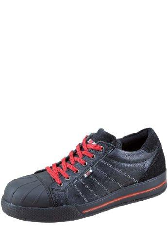 2work4 Sicherheitsschuhe , Chaussures de sécurité pour homme Noir - Noir