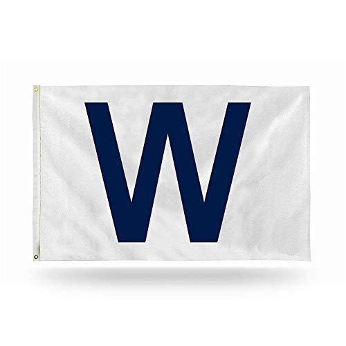 Mode Chicago Cubs Win Wrigley Field Fan W Flag Banner für Dekor-Partei ideal für Indoor-Outdoor-Hänge