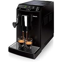 Philips HD8824/01 Kaffeevollautomat espresso-Serie 3000 AMF (Cappuccinatore) schwarz