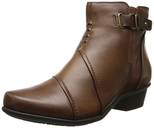 Earth Atlas Cuir Bottine Almond