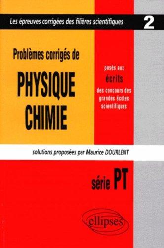 [EPUB] Problèmes corrigés de physique et chimie posés aux concours scientifiques, pt. 1997, tome 2