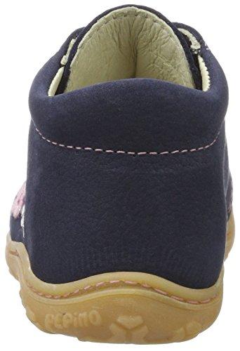 Ricosta Baby Mädchen Anni Sneaker Blau (See)