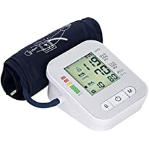 AYQ Tensiometro Brazo Medical, Memoria del Medidor de TensióN del Brazo, EsfigmomanóMetro de MuñEca