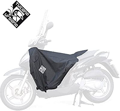 OJ Atmosfere Metropolitane R019-465 - Cubrepiernas para moto (para Piaggio Liberty 125 2002 02)